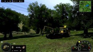 Holzfäller Simulator 2013 - Trailer