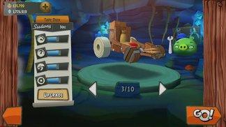 Trailer zu Angry Birds Go!
