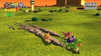 Super Mario 3D World: Oktober-Trailer