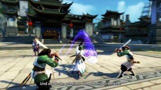 Swordsman - Einführung in die Welt