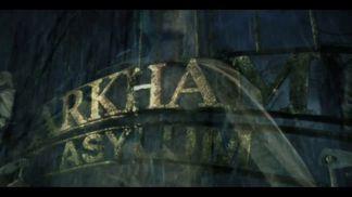 Batman - Arkham Asylum: First Trailer