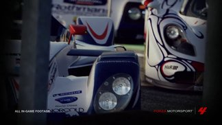 Forza Motorsport 4 Porsche Expansion Pack Trailer