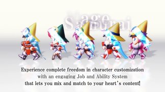 Final Fantasy 5: Trailer zur iOS- und Android-Version