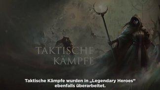 Fallen Enchantress - Legendary Heroes Entwicklertagebuch