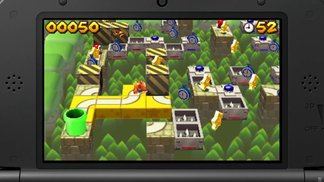 Mario & Donkey Kong - Minis on the Move: Trailer