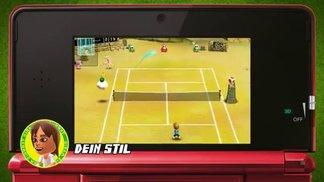 Nintendo 3DS - Mario Tennis Open - Vorschau-Video