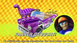 SEG_Crazy_Taxi_GE -Trailer