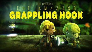 Little Big Planet 2: Grappling Hook Trailer