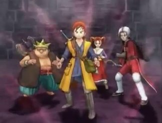 Dragon Quest 8 Trailer - PS2