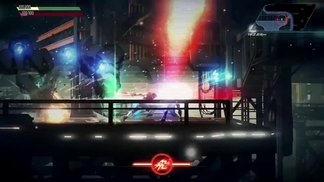 Strider / Gameplay-Trailer