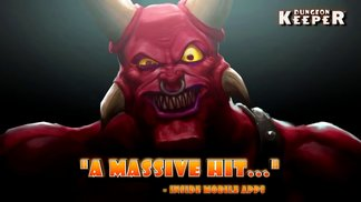 Dungeon Keeper Official Trailer