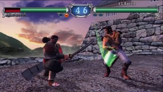 Gameplay Mitsurugi VS Maxi HD