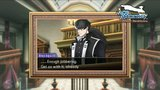 Ace Attorney : Simon Blackquill