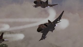 Vietnam Feature Clip  F4 Phantom II