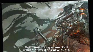 Darksiders - Wrath of War: Entwicklervideo Design der Characktere Ruin und Krieg