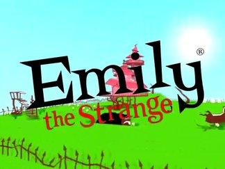 Emily the Strange - The Lost Days Trailer