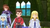 Tales of Symphonia Chronicles - PS3 - Colette Character introduction (Gameplay trailer)