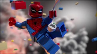 Teaser Trailer - LEGO Marvel Super Heroes