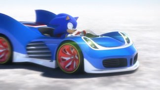 Sonic & All-Stars Racing Transformed - Ankündigungstrailer