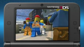 LEGO City Undercover - The Chase Begins - Webisode 2 (Nintendo 3DS)
