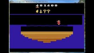 Montezuma's Revenge - Atari 2600