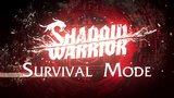 Shadow Warrior - Survival Modus Trailer