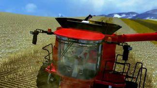 Landwirtschafts Simulator auf Konsole Trailer