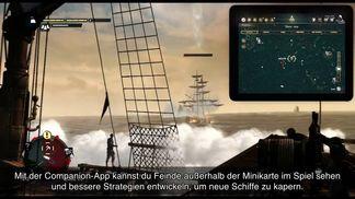 Die Companion-App wird vorgestellt