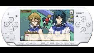 [PSP? Gameplay] Yu-Gi-Oh! GX Tag Force