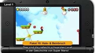 New Super Mario Bros. 2 - Level-Paket 4 (Nintendo 3DS)