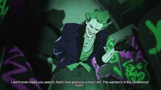 Batman - Arkham Origins Blackgate: Administration Gameplay Walkthrough