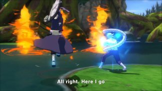 Naruto Shippuden - Ultimate Ninja Storm 3: Trailer