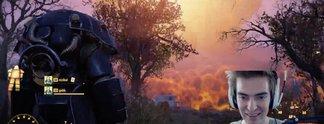 Fallout 76: Streamer zündet Atombombe während der Beta