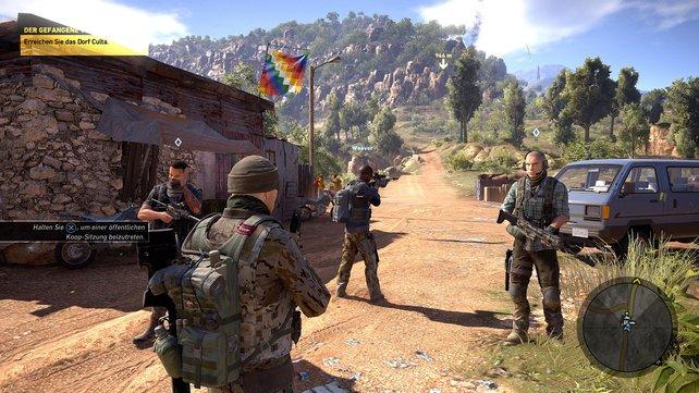 Das gigantische Umland Boliviens steckt voller Bandenverstecke, Außenposten und schicken Aussichten.