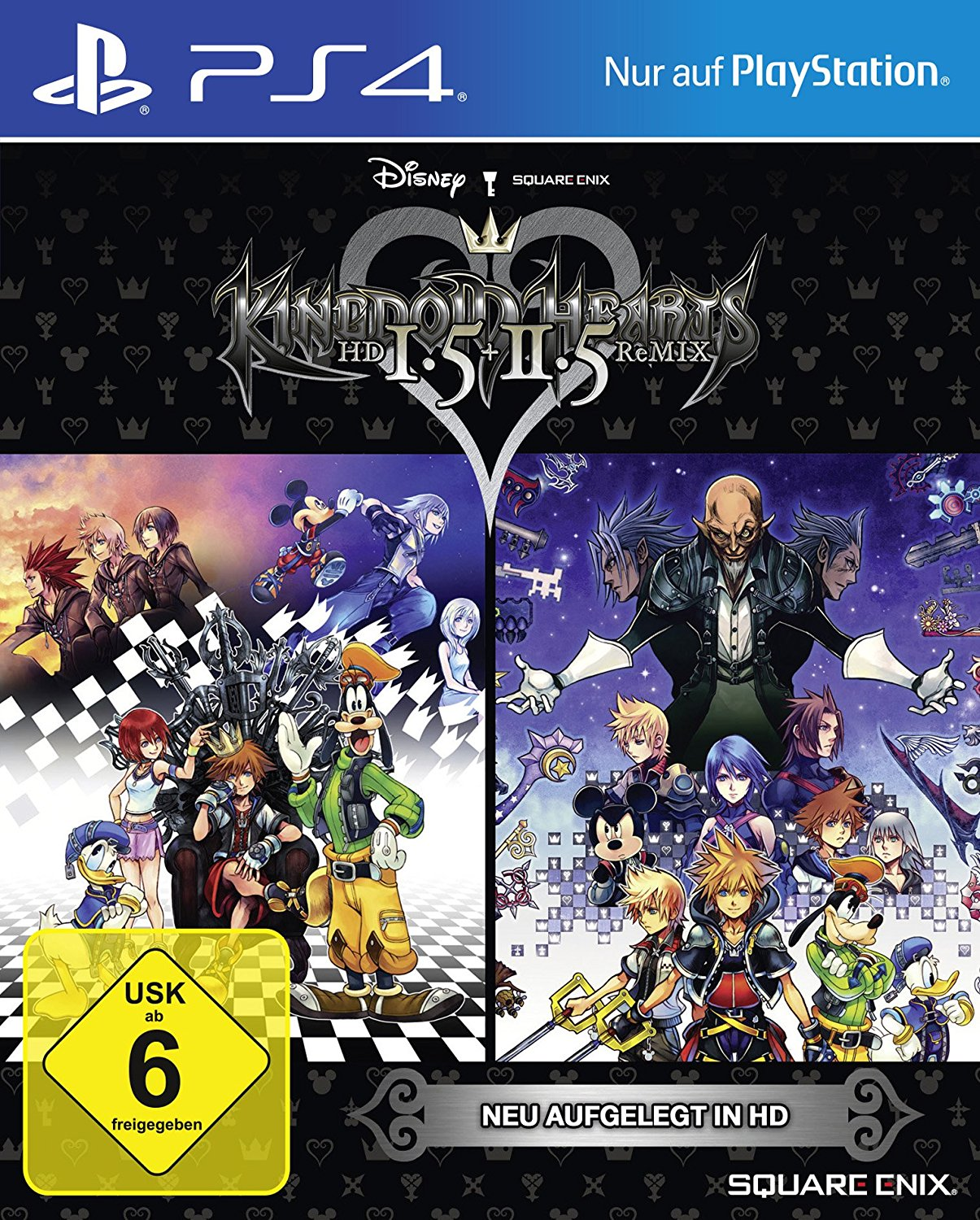 Kingdom Hearts Hd 2 5 Remix Ps4 Ps3 Spieletipps