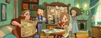 Tests: Layton's Mystery Journey - Katrielle und die Verschwörung der Millionäre: Layton mal ganz ohne Professor