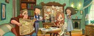 Layton's Mystery Journey - Katrielle und die Verschwörung der Millionäre: Layton mal ganz ohne Professor