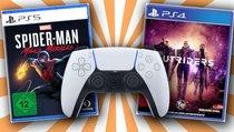 PS Plus, Games und Zubehör für die PS4 und PS5 stark reduziert
