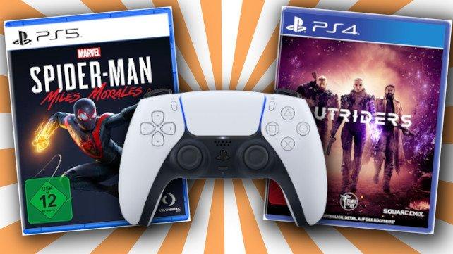 PS4 und PS5: Die besten Deals am Prime Day.