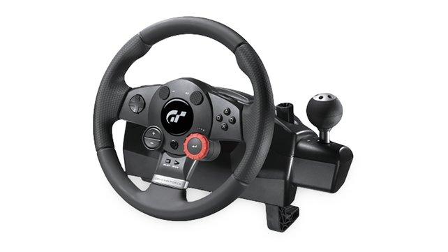 Der günstige Lenkrad-Klassiker ist nicht für PS4 und Xbox One geeignet.