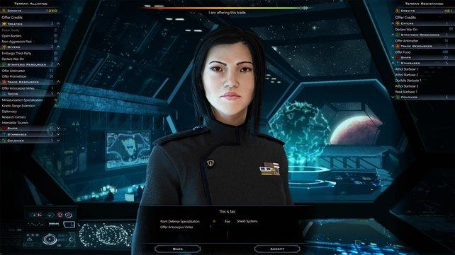 Gerade können User im Epic Games Store das SciFi-Strategie-Spiel Galactic Civilizations 3 kostenlos abstauben.