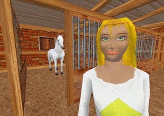 Protagonistin Jessy ist blond, schlau und besteht aus gefühlt zehn Polygonen.