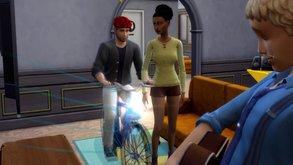 Schamlose Radfahrer machen das Spiel unsicher