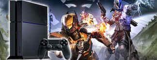Deals: Schnäppchen des Tages: PS4 mit Spiel für 299 Euro, Destiny ab 13,84 Euro