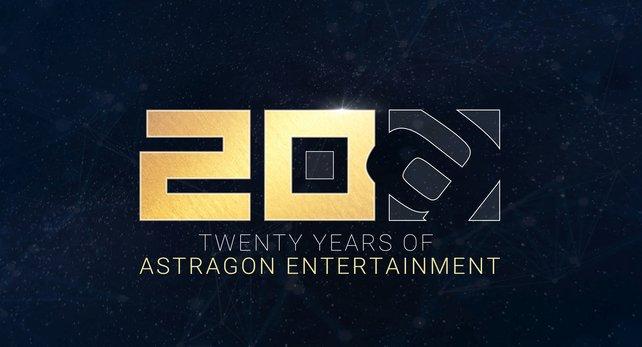 Astragon wird 20. Grund zum Feiern!