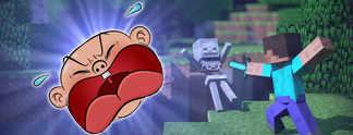 Minecraft: So krass kann man ausrasten