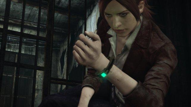 Warum wurde Claire entführt und welchen Sinn haben die Armbänder?