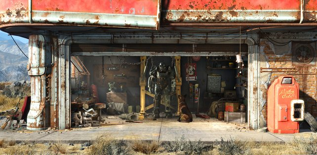 Fallout 4: Hier findet ihr alle Trophäen und Erfolge zum Hauptspiel und den DLCs.