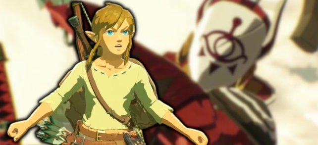 Link scheint nicht der einzige Auserwählte in Breath of the Wild zu sein.