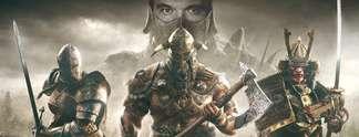 Tests: For Honor und blutige Nahkämpfe: Ubisoft setzt auf die Online-Karte